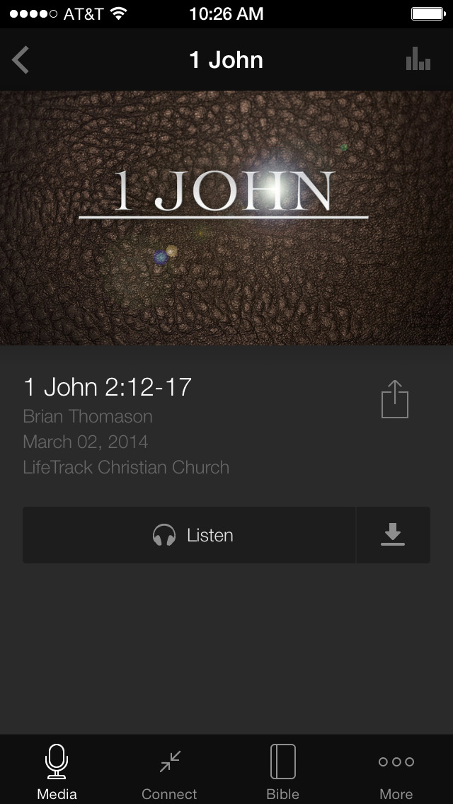 LifeTrack Church screenshot 3