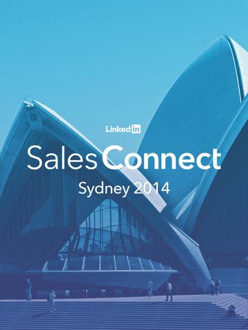 LinkedIn Sales Connect Sydney screenshot 3