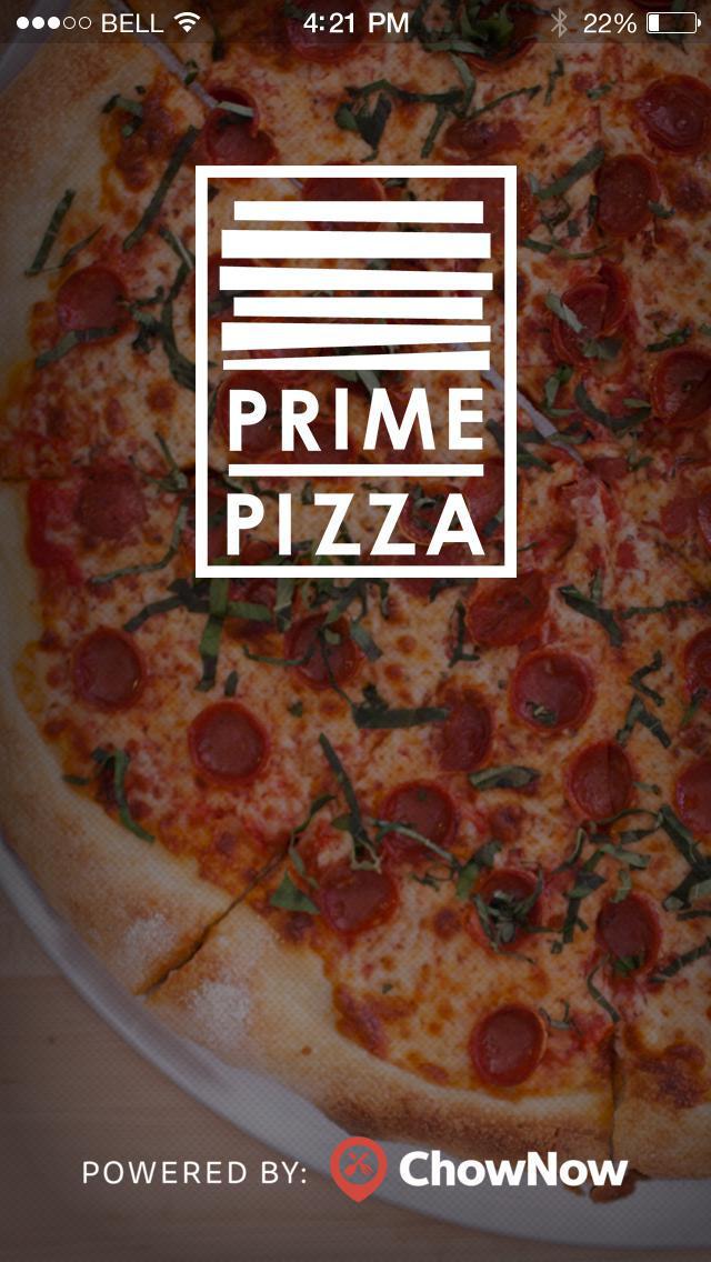 Prime Pizza LA screenshot 1