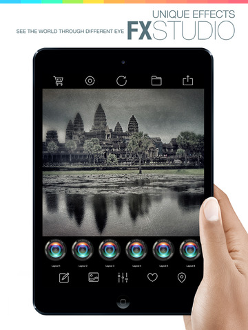 Camera Shot 360 - camera effects & filters plus photo editor screenshot 8