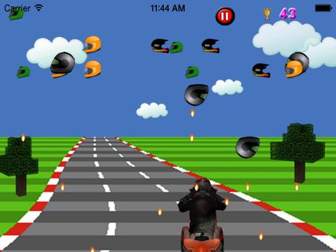 Crazy Bike Racing PRO screenshot 9