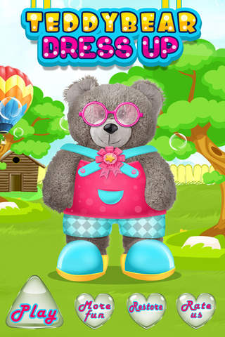 Teddy Bear Makeover Pro - A Animal Makeup & Dress- - náhled