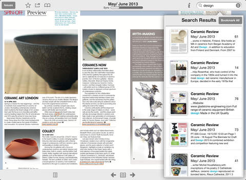Ceramic Review screenshot 9