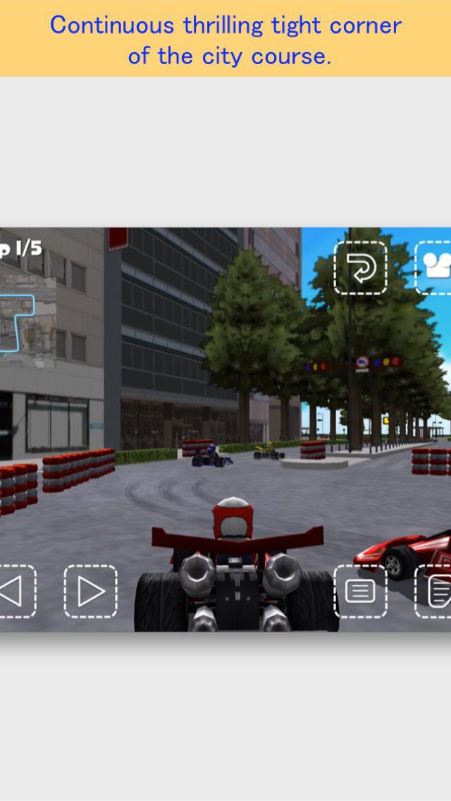 Namba Kart Racing FREE screenshot 2