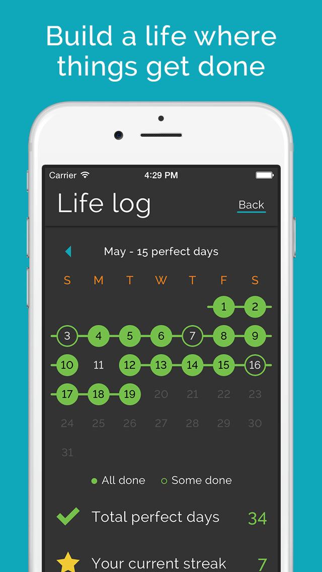 Productive - Habit Tracker screenshot 2