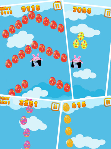 Fat Bunny Jump screenshot 7