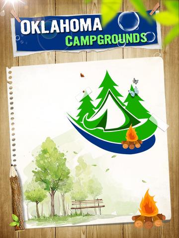 Oklahoma Campgrounds Guide screenshot 6
