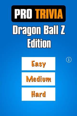 Pro Trivia - Dragon Ball Z Edition - náhled