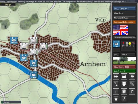 Arnhem: Airborne Assault screenshot 1