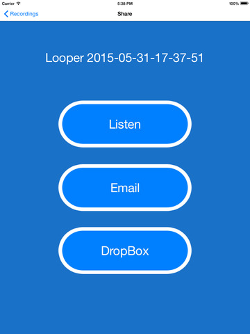 Looper Beats - Record, Play, Remix, Music Loopy Beats screenshot 9