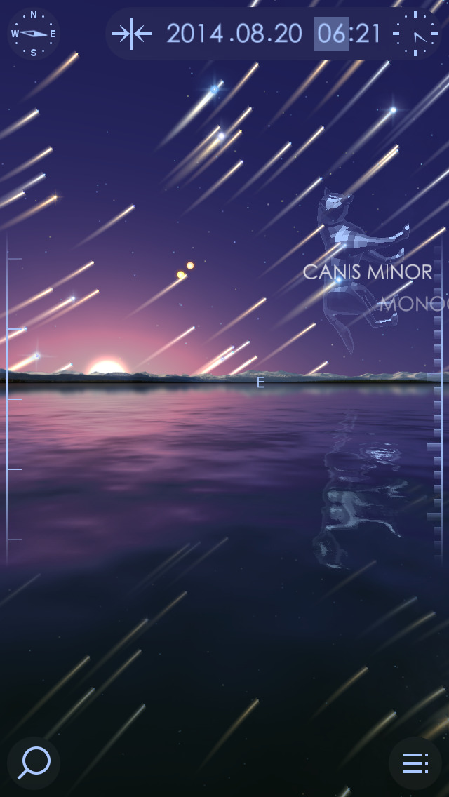 Star Walk 2 - Night Sky Map screenshot 3