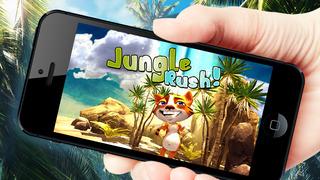 Jungle Rush: Tropical Adventure screenshot 1