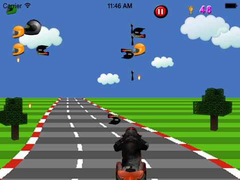Crazy Bike Racing PRO screenshot 8