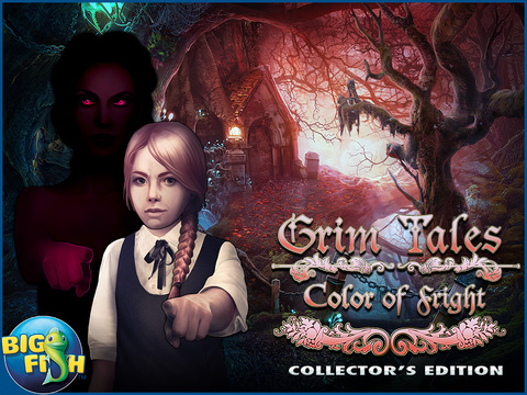 Grim Tales: Color of Fright HD - A Hidden Object Thriller screenshot 5
