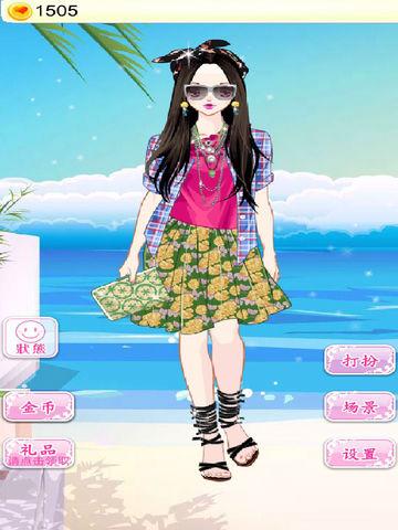 可爱小公主-看谁能装扮的最好 screenshot 6