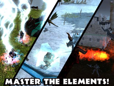 Ultimate Dragon Simulator screenshot 7