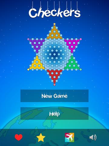 Chinese Checkers Pro screenshot 5