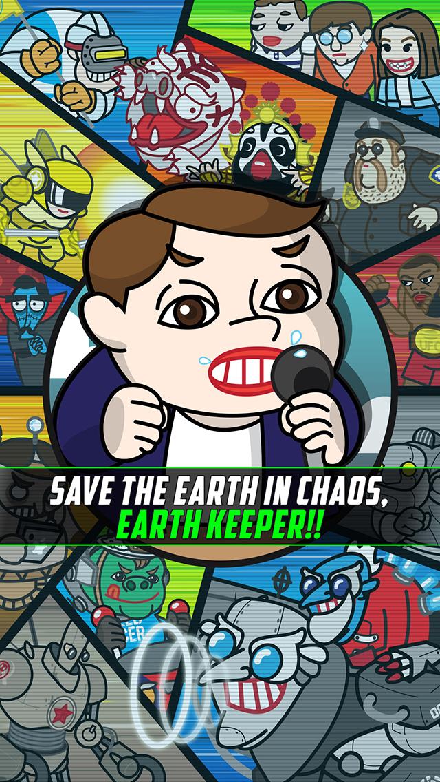 Earth Keeper: Avengers! screenshot 1