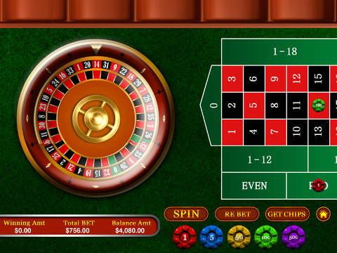 Las Vegas Casino Roulette - Ultimate American roulette table screenshot 6