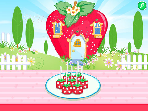 Strawberry Shaped Pops screenshot 8