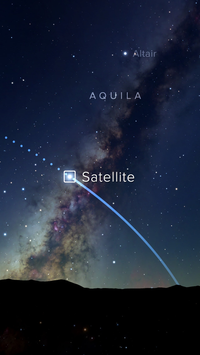 Sky Guide: View Stars Night or Day screenshot #4