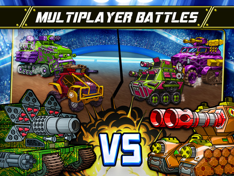 Super Battle Tactics screenshot #2
