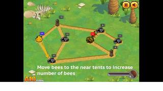 Angry Bees Free screenshot 2