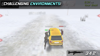 Zombie Highway screenshot 4