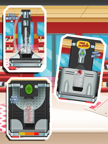 Awesome Jelly Soda Crush Drink Maker Restaurant screenshot 7