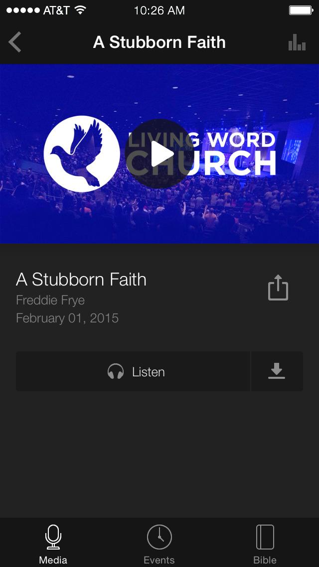 Living Word Church screenshot 3