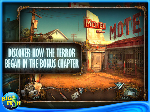 Fright HD - A Scary Hidden Object Mystery screenshot 4