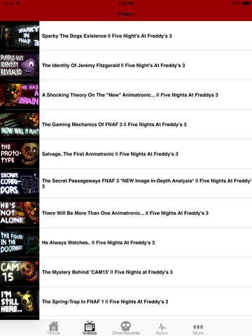Guide and Tips for Five Nights at Freddy's screenshot 9