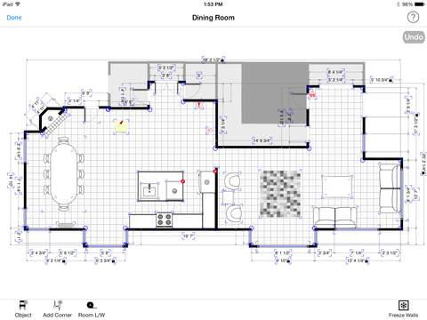 magicplan – 2D/3D floor plans screenshot 10