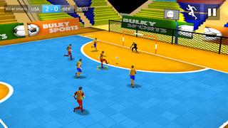 Indoor Soccer 19: Futsal Cup screenshot 1