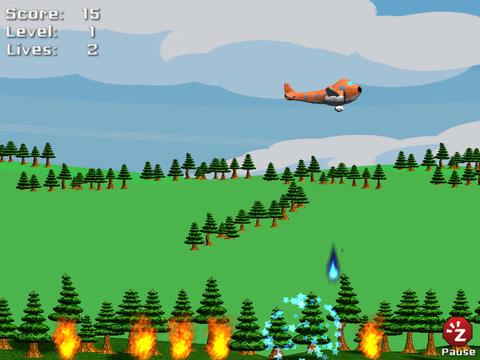 Forest Fighter screenshot 7