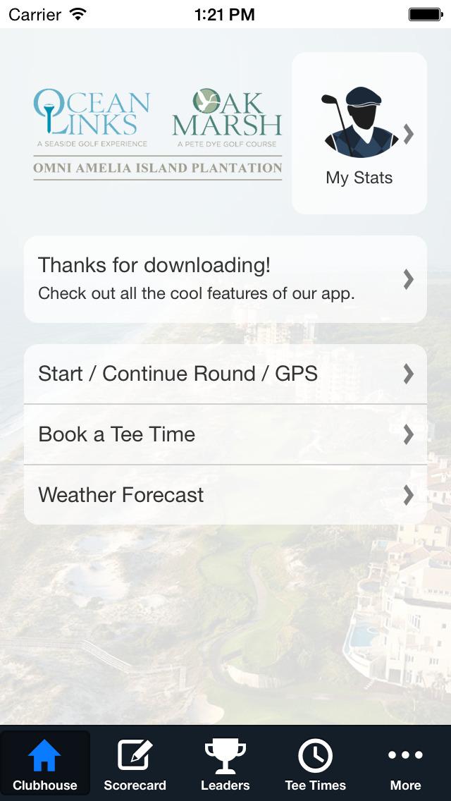 Omni Amelia Island screenshot 2