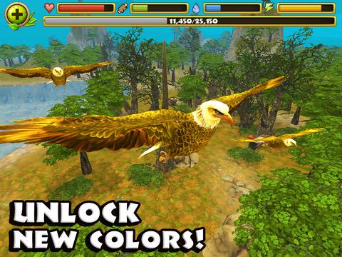 Eagle Simulator screenshot 10