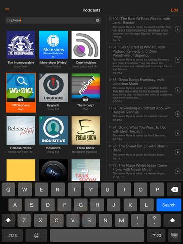 Instacast 5 - Podcast Client screenshot 8