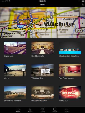 Metro East Baptist screenshot 4
