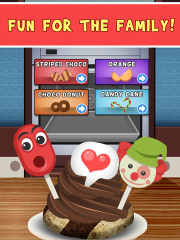 Amazing Delicious Cookies Dessert Maker - Food Baking Games screenshot 6