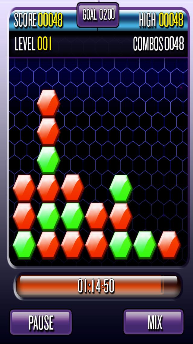 Hex Crush screenshot 2