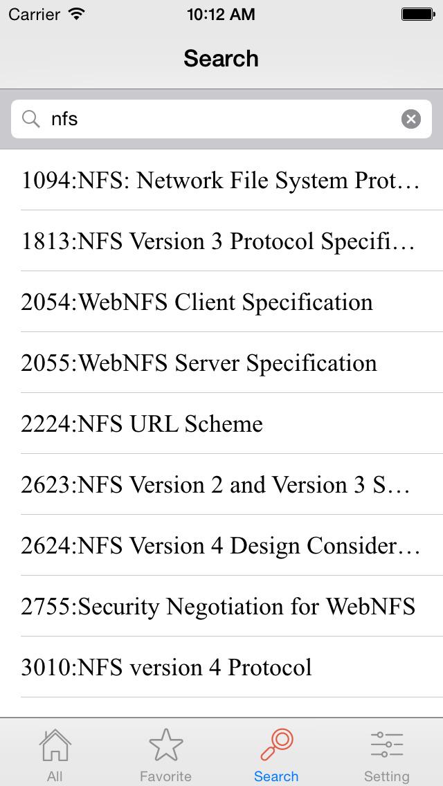 RFCReader Pro screenshot 2