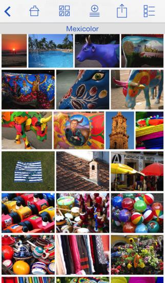 FlickStackr for Flickr screenshot 3