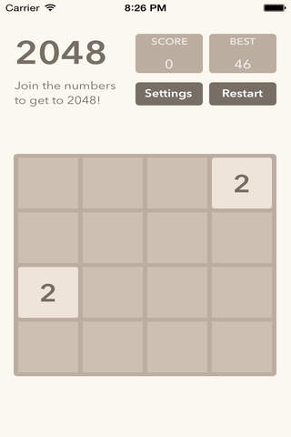 Joiny 2048 - New faster play number game - náhled