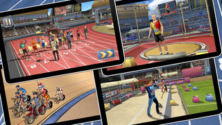 Athletics 2: Summer Sports screenshot 2