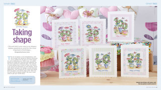 Cross Stitch Card Shop – how to cross stitch cards, cross stitch patterns, cross stitch embroidery screenshot 5