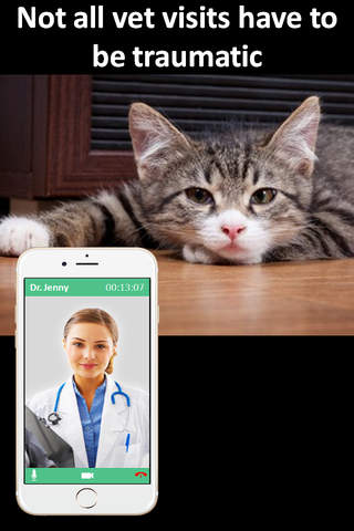 MobileVet: live vet visit for your pets - náhled