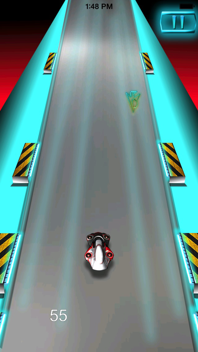 Air Car Racing Pro screenshot 3