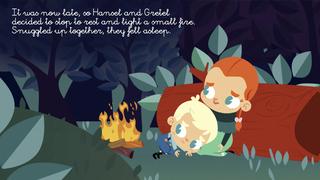 Hansel & Gretel - Multi Language book screenshot 1