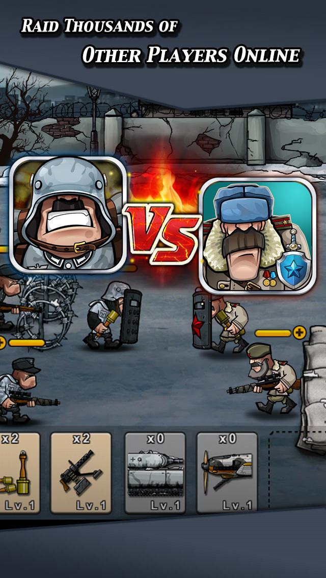 Warfare Nations screenshot 2